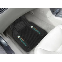 NFL - Miami Dolphins Deluxe Mat 20x27