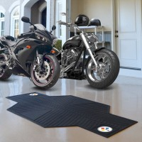 NFL - Pittsburgh Steelers Motorcycle Mat 82.5 x 42