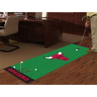 NBA - Chicago Bulls Putting Green Runner