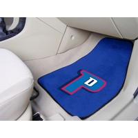 NBA - Detroit Pistons 2 Piece Front Car Mats