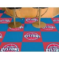 NBA - Detroit Pistons Carpet Tiles