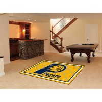 NBA - Indiana Pacers  5 x 8 Rug