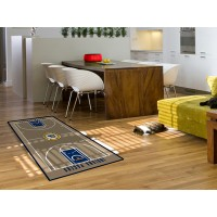 NBA - Indiana Pacers Large Court Runner