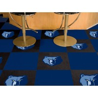 NBA - Memphis Grizzlies Carpet Tiles