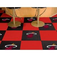 NBA - Miami Heat Carpet Tiles