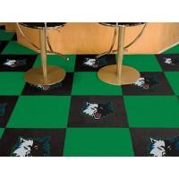 NBA - Minnesota Timberwolves Carpet Tiles