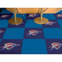 NBA - Oklahoma City Thunder Carpet Tiles