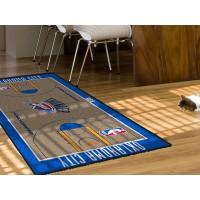NBA - Oklahoma City Thunder Large Court Runner