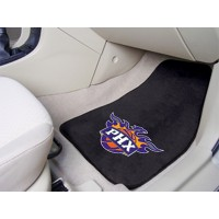 NBA - Phoenix Suns 2 Piece Front Car Mats
