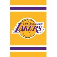 AFLAK Los Angeles Lakers 44x28 Applique Banner