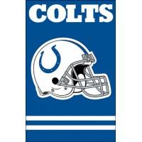AFIN Colts 44x28 Applique Banner