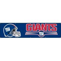 BGI Giants Giant 8-Foot X 2-Foot Nylon Banner