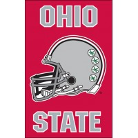 AFOSU Ohio State 44x28 Applique Banner