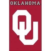AFOK Oklahoma 44x28 Applique Banner