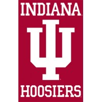 AFIU Indiana 44x28 Applique Banner