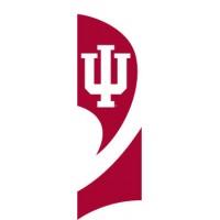 TTIU Indiana Tall Team Flag with pole