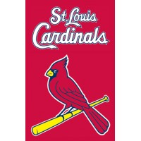 AFSTL Cardinals 44x28 Applique Banner