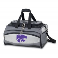 Kansas State University Buccaneer BBQ Tote Embroidered