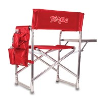 University of Maryland Embroidered Sports Chair Red