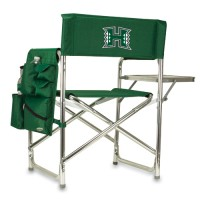 University of Hawaii Sports Chair - Hunter Green Digital Print