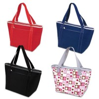 Picnic Time Topanga - Red Tote