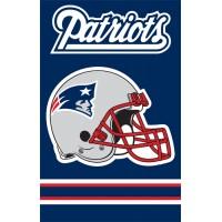 AFNE Patriots 44x28 Applique Banner
