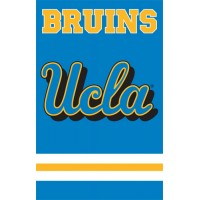 AFUCLA UCLA 44x28 Applique Banner