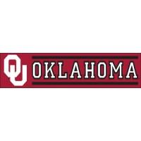 BOK Oklahoma Giant 8-Foot X 2-Foot Nylon Banner