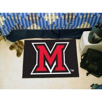 Miami of Ohio Starter Rug