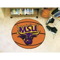 Minnesota State University - Mankato Basketball Rug