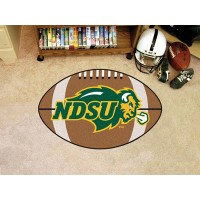 North Dakota State University Football Rug