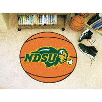 North Dakota State University Basketball Rug