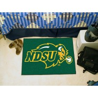 North Dakota State University Starter Rug