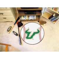 University of South Florida Baseball Rug