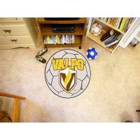 Valparaiso University Soccer Ball Rug