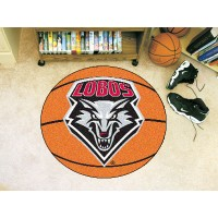 University of New Mexico Basketball Rug