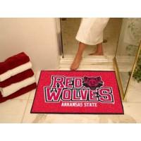 Arkansas State University All-Star Rug