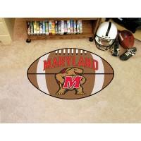 University of Maryland Football Rug