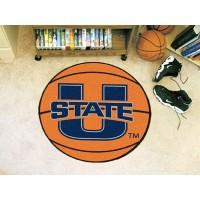 Utah State University Basketball Rug