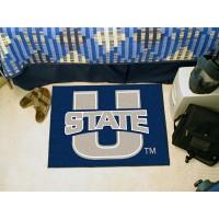 Utah State University Starter Rug