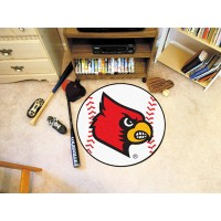 University of Louisville Baseball Rug