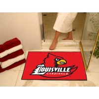 University of Louisville All-Star Rug