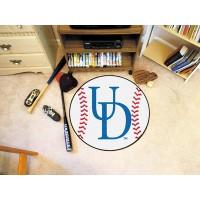 University of Delaware Baseball Rug