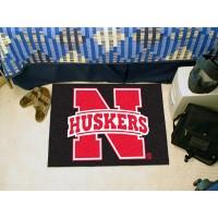 University of Nebraska Starter Rug