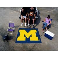 University of Michigan Tailgater Rug