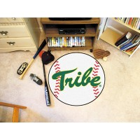College of William & Mary Baseball Rug