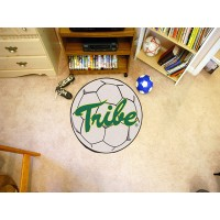 College of William & Mary Soccer Ball Rug