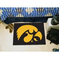 University of Iowa Starter Rug