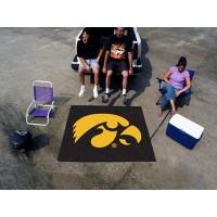 University of Iowa Tailgater Rug