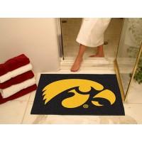 University of Iowa All-Star Rug